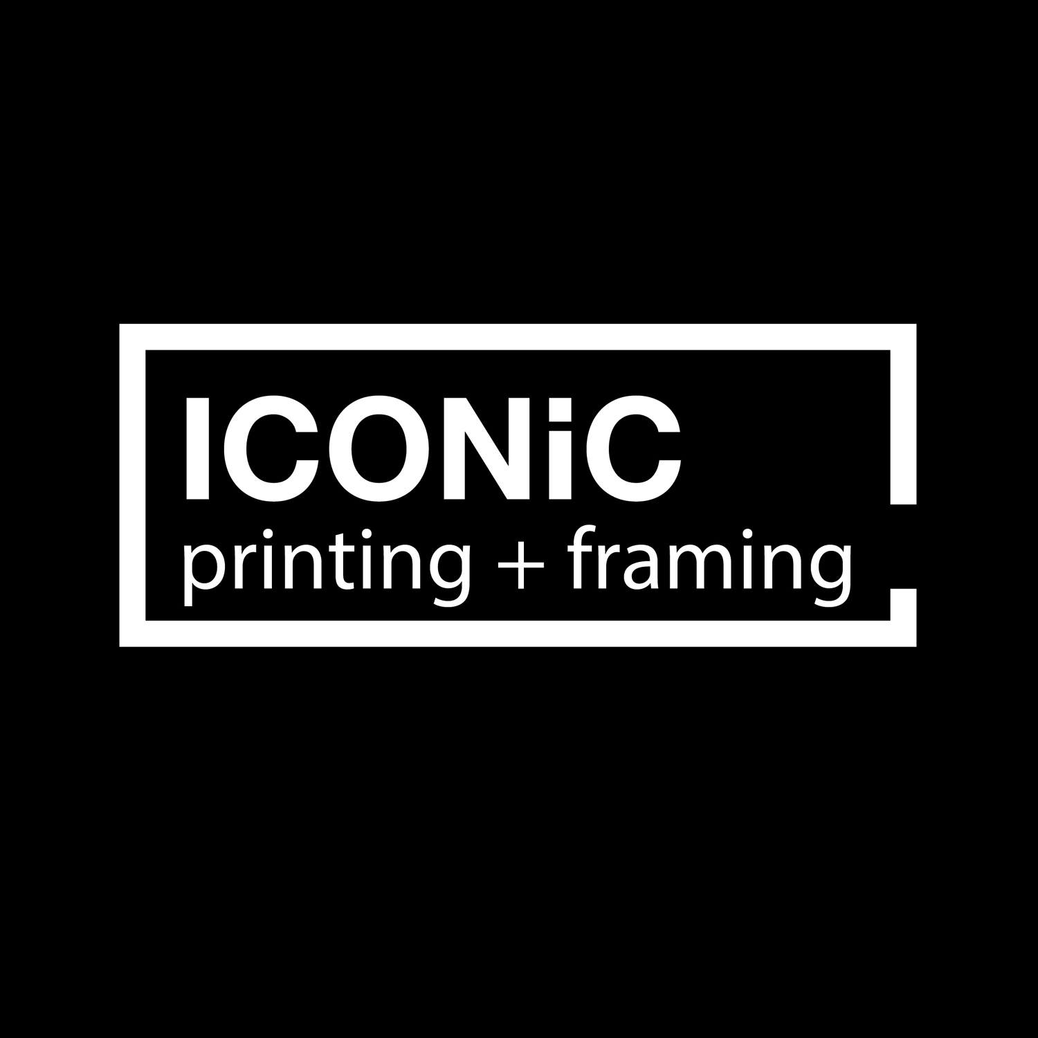 Home - Iconic Printing + Framing